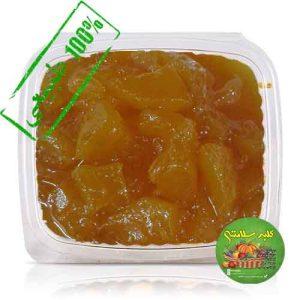 خرید اینترنتی و فروش مربای خانگی سیب