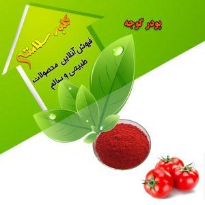 خرید پودر گوجه